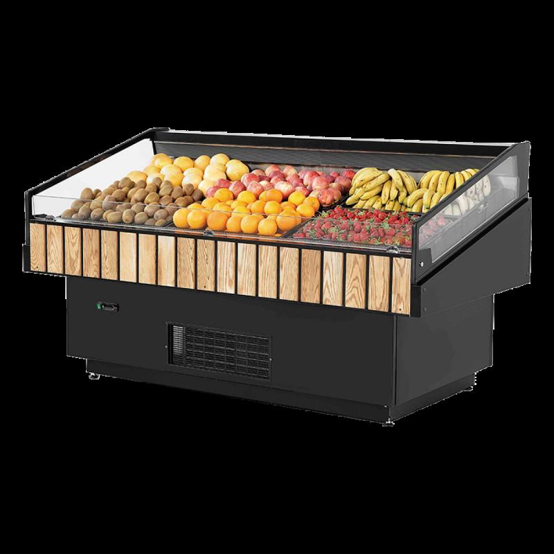 Холодильна вітрина серії REYHAN